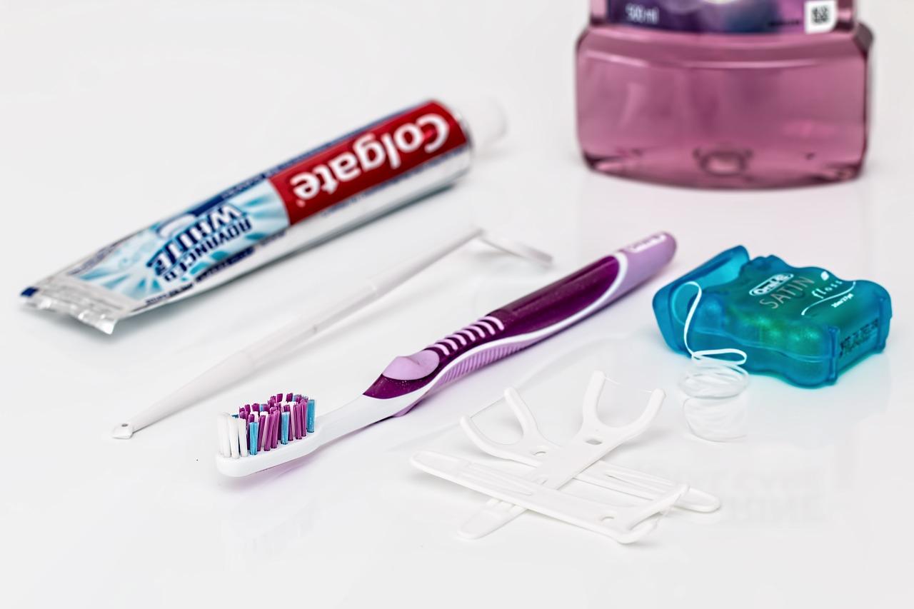 dentysta, dbanie o zęby